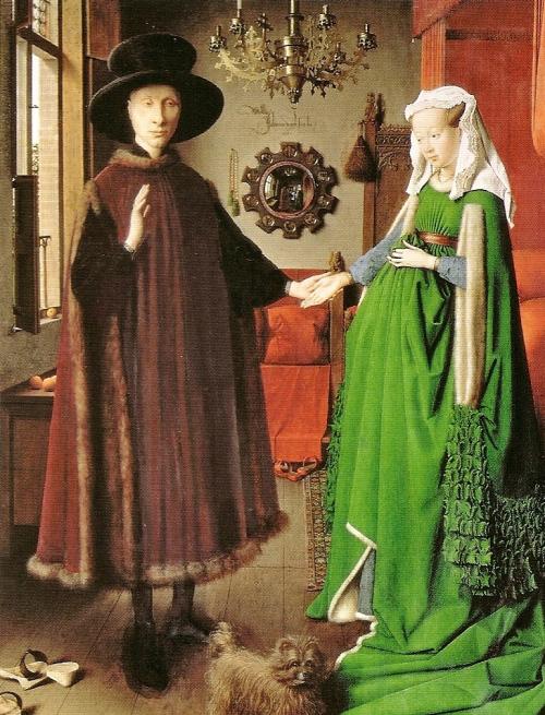 jan-van-eyck-ritratto-di-van-eyck-con-la-moglie-ex-coniugi-arnolfini-1434-national-gallery-londra